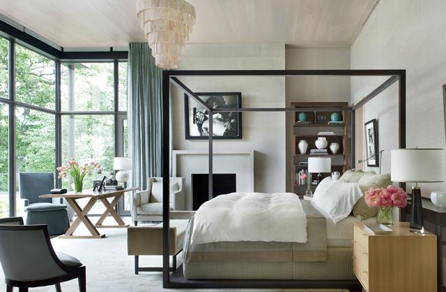Quali sono le caratteristiche di una camera da letto in stile ...