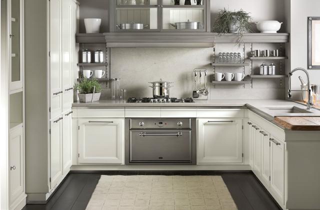Arredare la cucina in modo funzionale for Disposizione della casa aperta