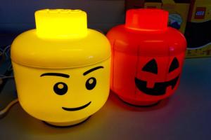 Una lampada Lego molto originale