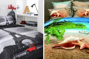 Rendere unica la camera da letto con delle lenzuola originali