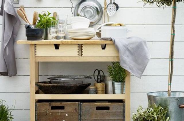 FÖRHÖJA, il carrello Ikea per la tua cucina