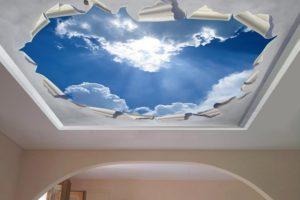 Idee per decorare il soffitto a cui non avevate pensato