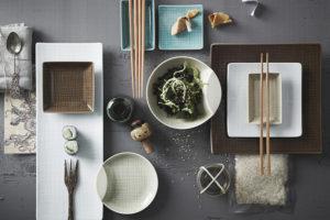 Come apparecchiare la tavola per una cena orientale
