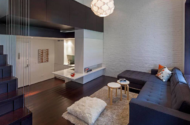 loft a New York
