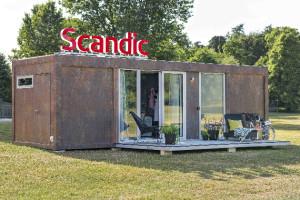 Scandic Hotel, la nuova camera d'albergo che viaggia con te