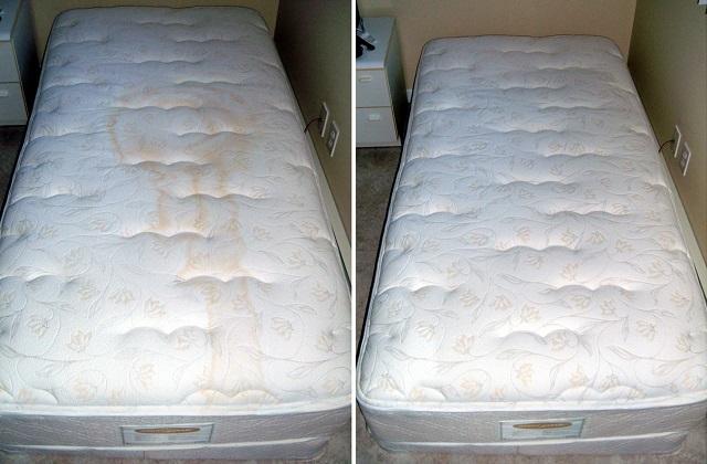 Come pulire e igienizzare il materasso con il bicarbonato di sodio