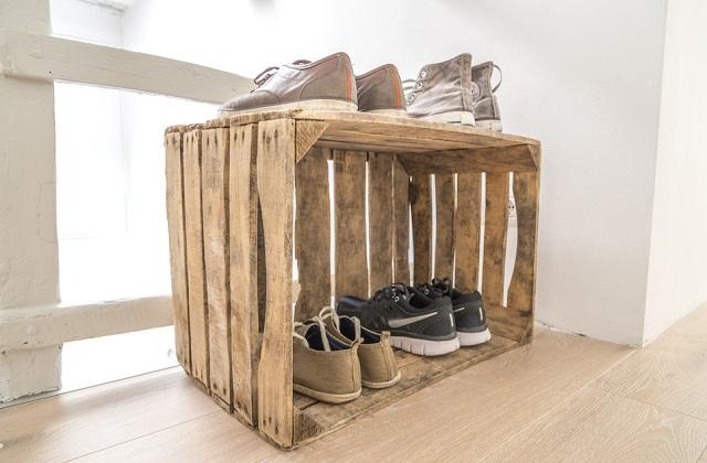 come sistemare le scarpe in casa scarpiere fai da te pagina 3 di 3. Black Bedroom Furniture Sets. Home Design Ideas