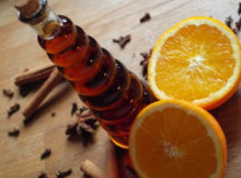 ricetta liquore all'arancia
