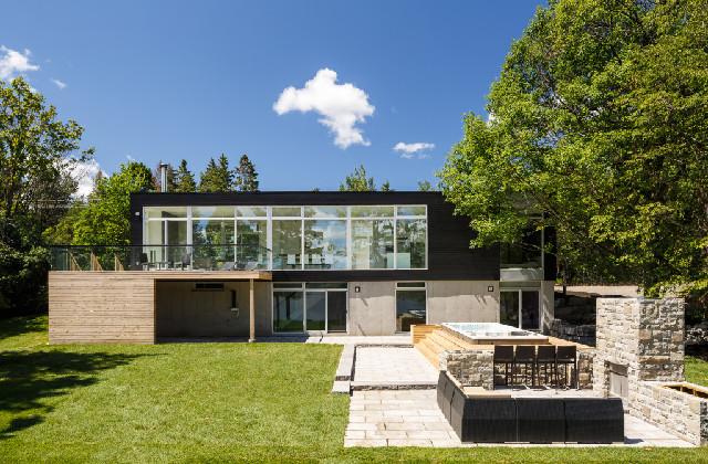 casa moderna in Canada