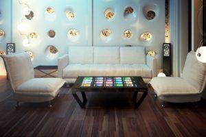 Come trasformare lo smartphone in un tavolo touch-screen