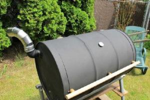 Fai da te: come realizzare un barbecue con un barile