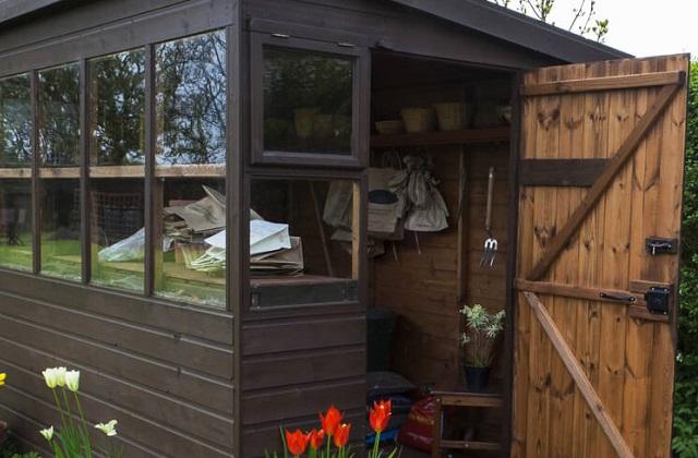 Casette in legno da giardino: comode e funzionali