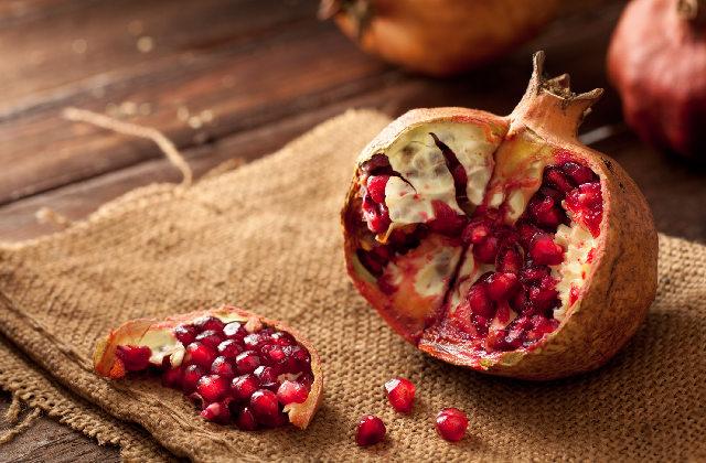 il frutto del melograno
