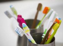 riciclo spazzolini da denti usati