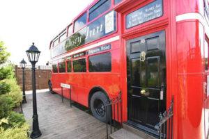 Come trasformare un vecchio autobus in un lussuoso hotel