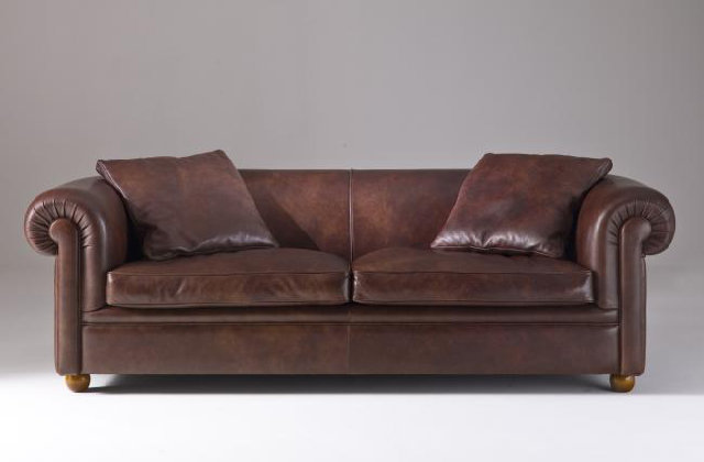divano in ecopelle