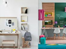 Come creare un'accogliente area studio per i bambini