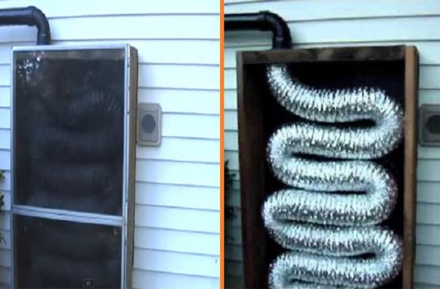 Fai da te come realizzare una caldaia solare con meno di - Scaldabagno solare fai da te ...