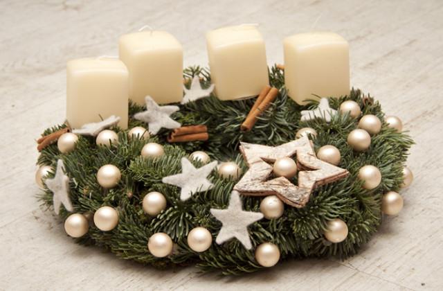 Fai da te come realizzare un centro tavola natalizio pagina 3 di 3 - Centro tavola natalizio fai da te ...