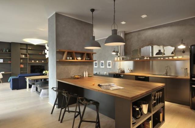 Come separare la cucina dal soggiorno: qualche suggerimento d\'arredo