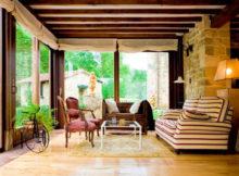 veranda stile vintage
