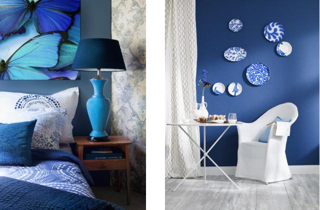 colore tendenza casa blu