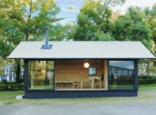 Muji la tiny house giapponese di soli 9 mq