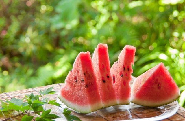 effetti benefici dell'anguria