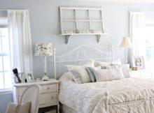 camera da letto in stile vintage shabby chic