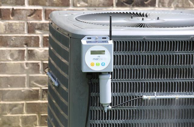 Mistbox per risparmiare con il climatizzatore