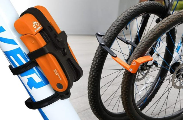 Inbike lucchetto per bicicletta