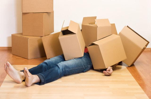 traslocare senza fatica