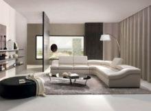 salotto grigio