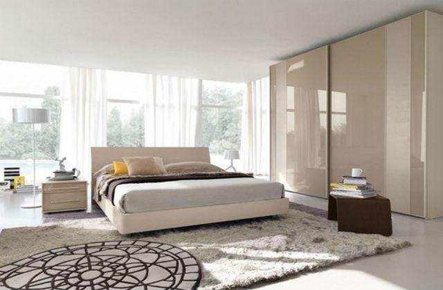 L\'elegante e bivalente letto alla turca