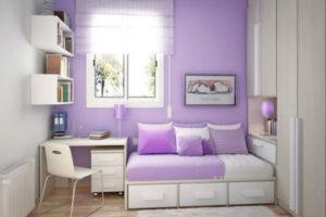 Glicine: un colore ideale e insolito per arredare casa