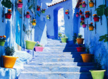 Chefchaouen scale