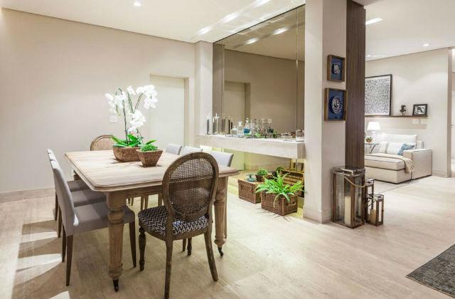 salone classico e moderno