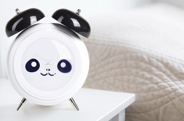 sveglia panda