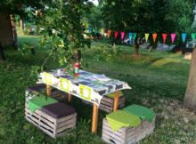 Affittare giardino feste