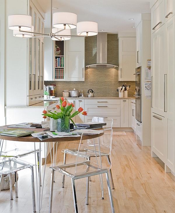 Ottimizzare lo spazio è il segreto per una cucina vivibile