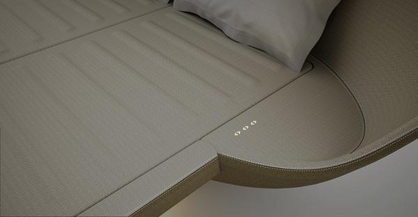 I sensori per regolare TV, cuscini e luminosità