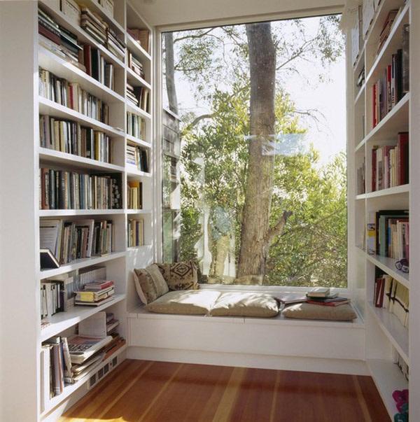 Angoli relax per la vostra casa: dove leggere un buon libro