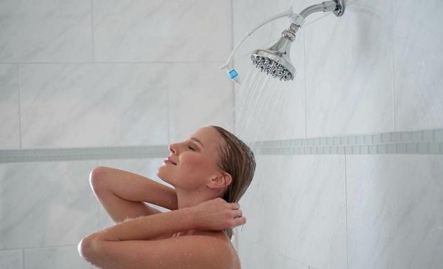 Aromaterapia per doccia