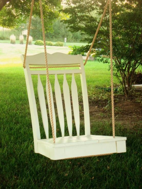 Riciclo creativo: modi ingegnosi per riutilizzare vecchie sedie