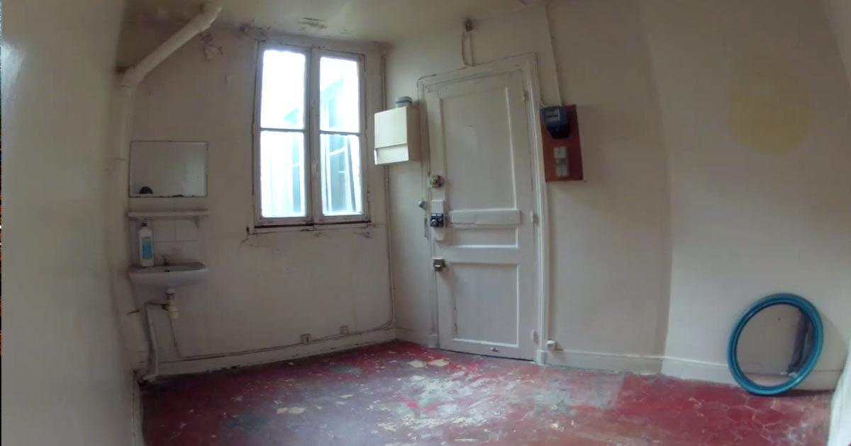 Vivreste in un mini appartamento di soli 8mq - Posto letto parigi ...