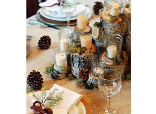 Come decorare la tavola a natale pagina 5 di 8 - Decorare la tavola a natale ...