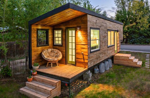 Pallet House: come costruire una casa ecologica