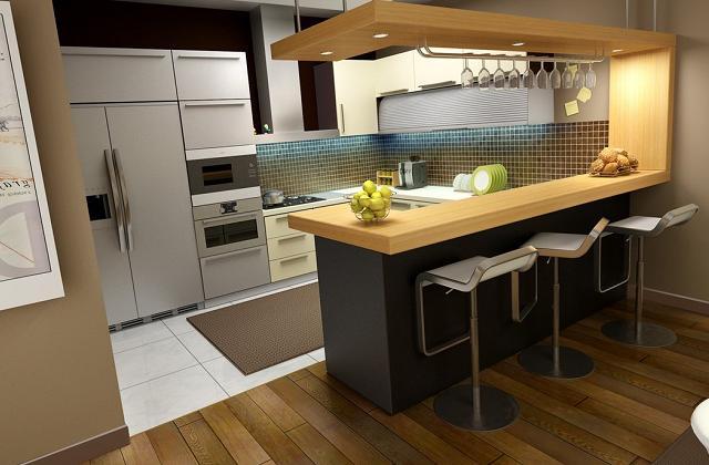 Scegliere il materiale per i piani di lavoro in cucina