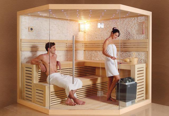 Regalarsi una sauna finlandese in casa pagina 2 di 3 for Costo della costruzione di una sauna domestica