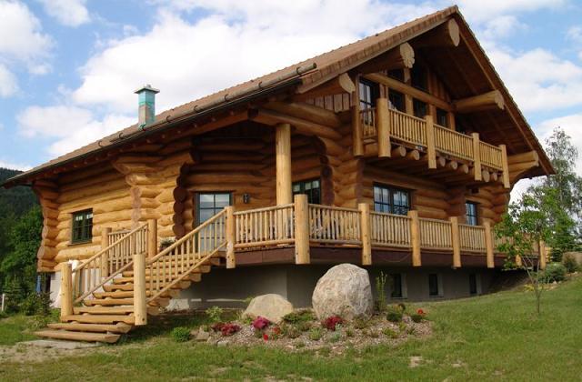 Aumentano le case costruite in legno: ecco il perché